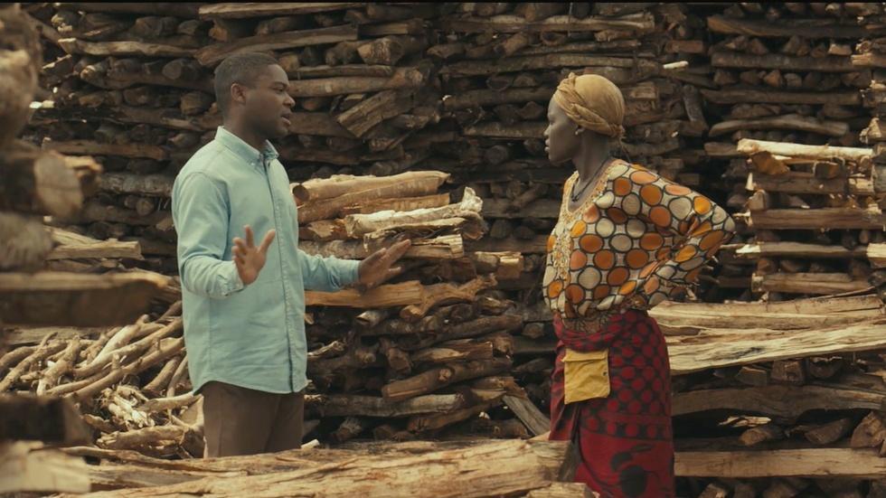 """Lupita Nyong'o and David Oyelowo for """"Queen of Katwe"""" image"""