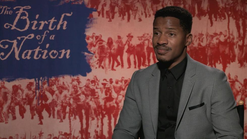 "Nate Parker for ""Birth of a Nation"" image"