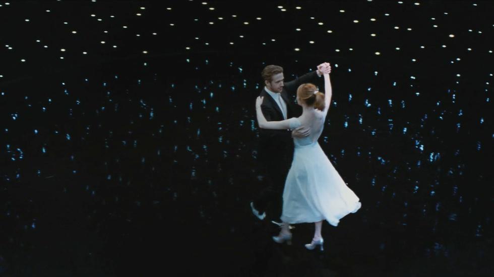 "Ryan Gosling and Emma Stone for ""La La Land"" image"
