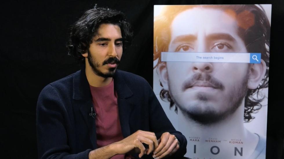"""Dev Patel for """"Lion"""" image"""