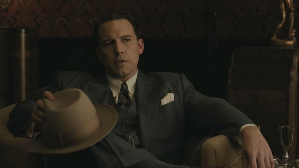 """The Stars of """"Live By Night"""" image"""
