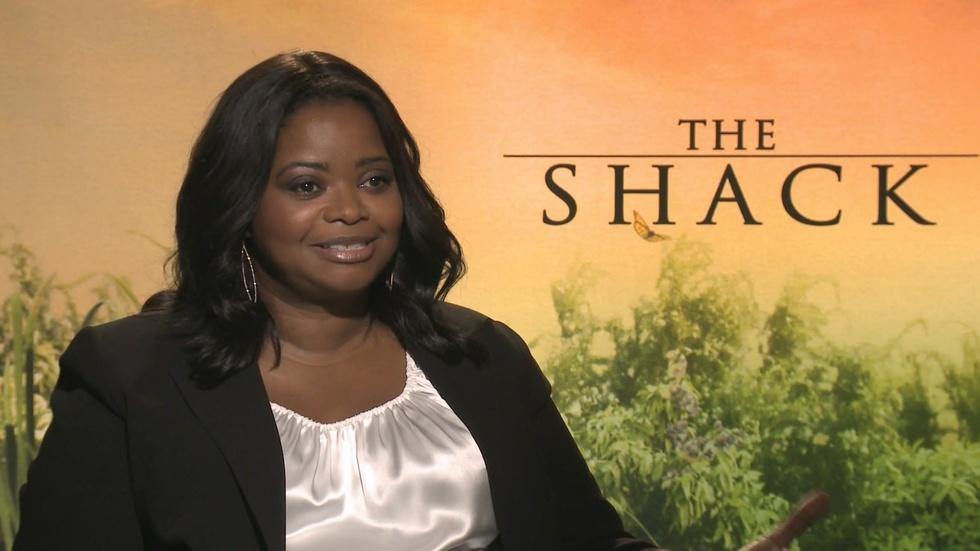 "Octavia Spencer for ""The Shack"" image"