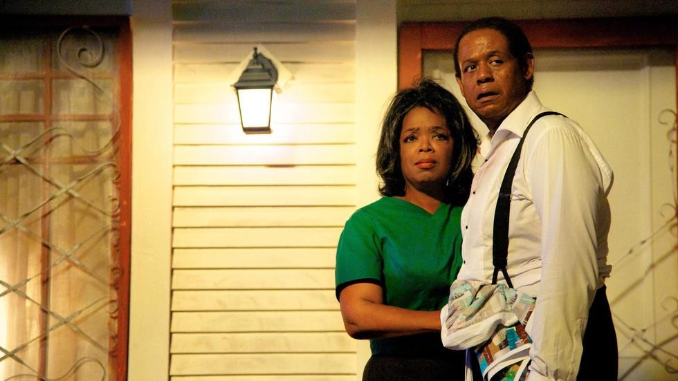 "Oprah and Forest Whitaker for ""The Butler"" image"
