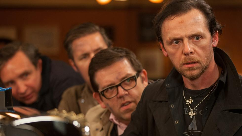 "Simon Pegg and Nick Frost for ""The World's End"" image"