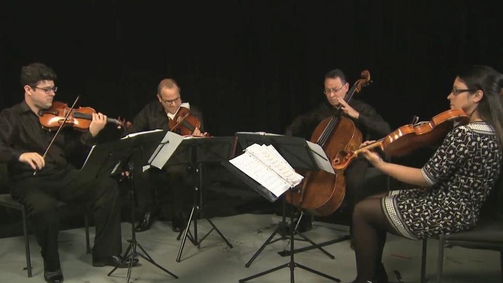 The Dali Quartet image