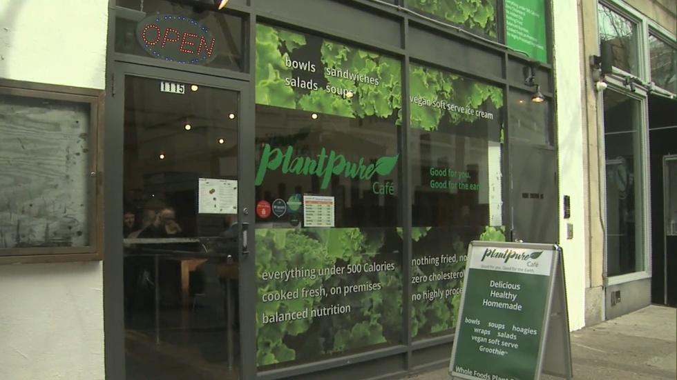 PlantPure Café image