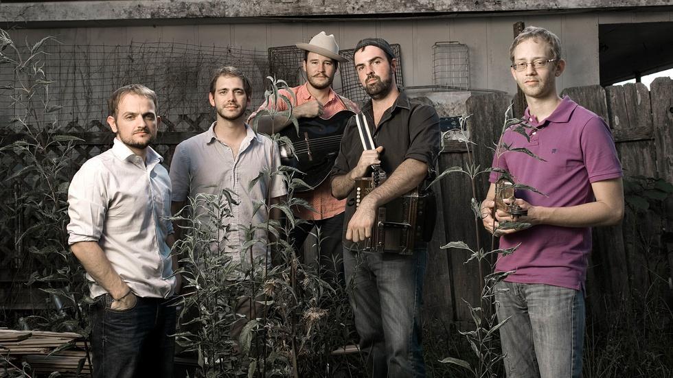 Pine Leaf Boys image