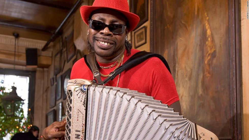 C.J. Chenier and The Red Hot Louisiana Band image