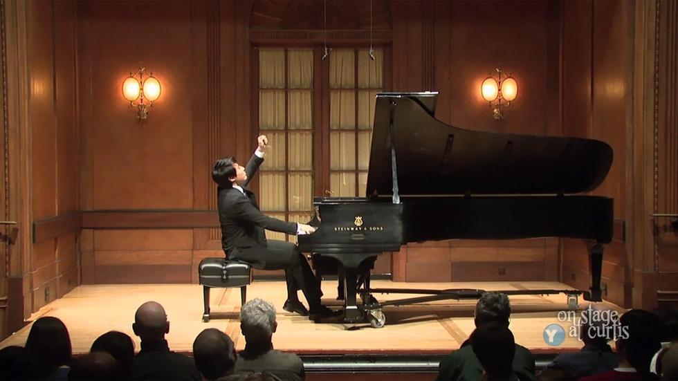 Pianist George Xiaoyuan Graduation Recital image