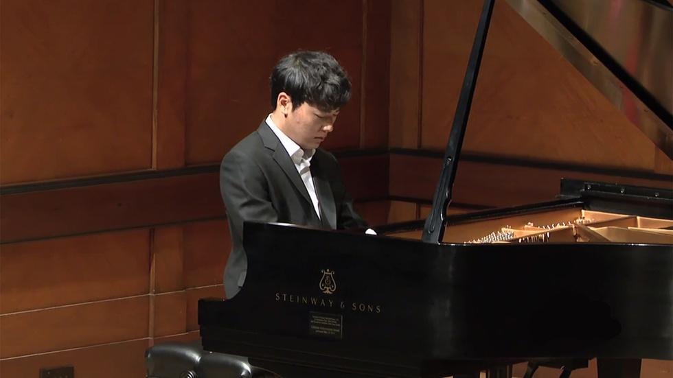 Pianist Chang-Yong Shin Graduation Recital image