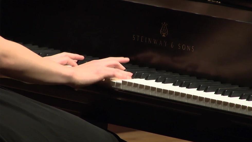 Student Recital: Ravel, Haydn, Liszt, Prokofiev image
