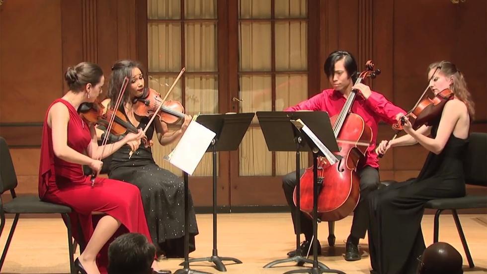 Student Recital: Liszt, Mendelssohn image