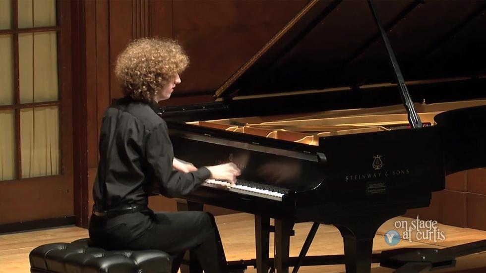Student Recital: Liszt, Jolivet, Mendelssohn image