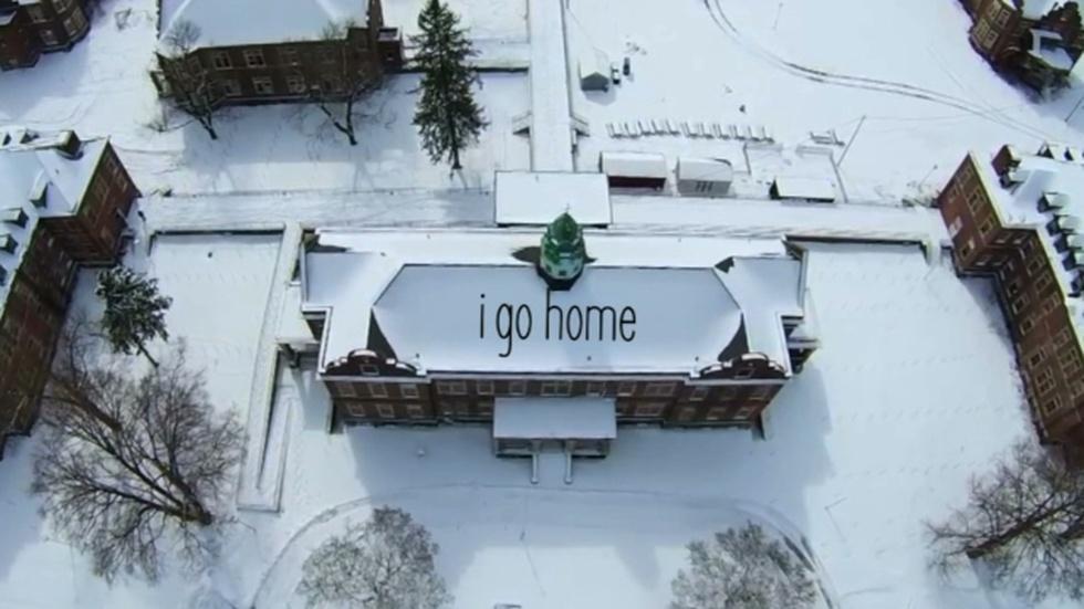 i go home image