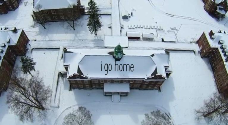 WITF: i go home