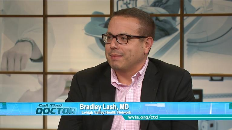 Call The Doctor: Bradley Lash, MD