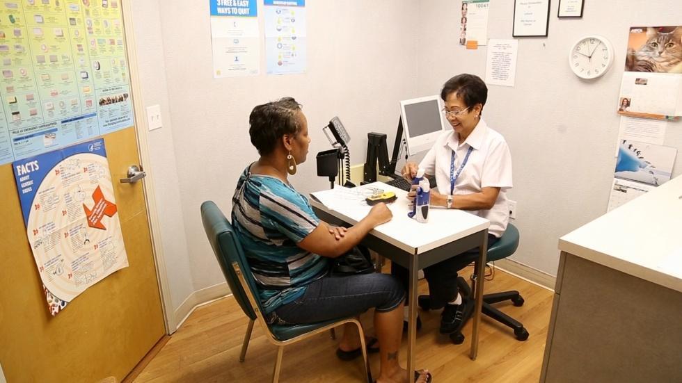 Volunteers in Medicine image