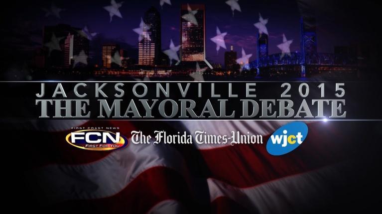WJCT Presents: Jacksonville 2015: Mayoral Debate
