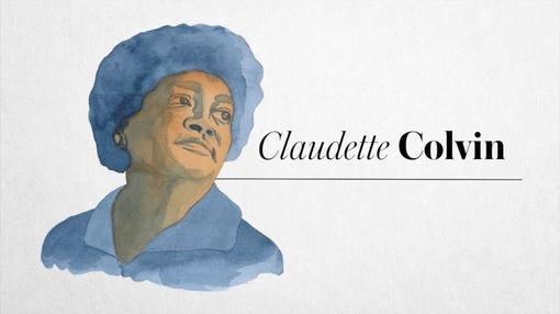 They Dared! : Claudette Colvin