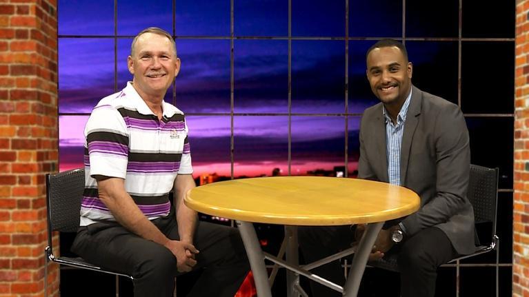 Current Sports TV: Guest: Paul Sternburgh