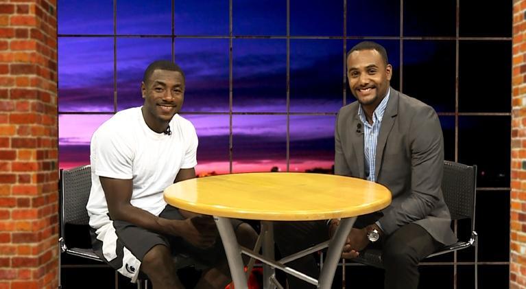 """Current Sports TV: Guest: Lourawls """"Tum Tum"""" Nairn Jr."""