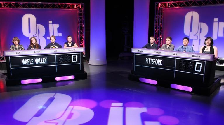 QB Jr.: Maple Valley vs. Pittsford