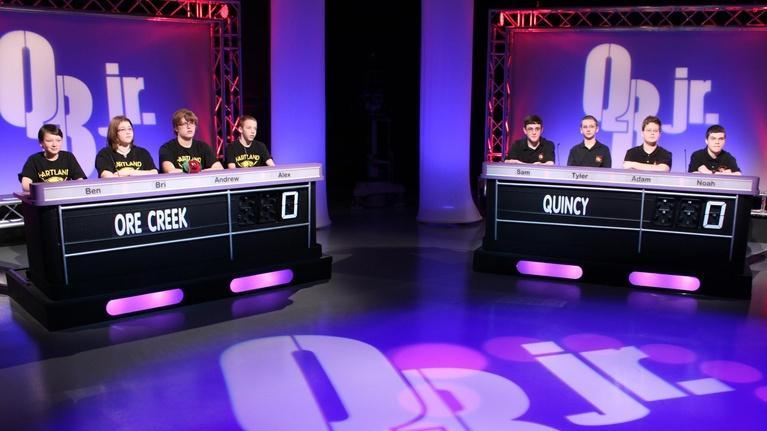 QB Jr.: Ore Creek vs. Quincy
