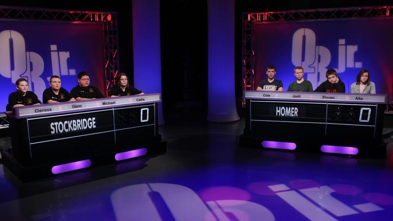 QB Jr.: Stockbridge vs. Homer