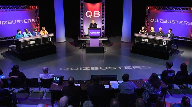 QuizBusters: QuizBusters Special Edition 2015 #1