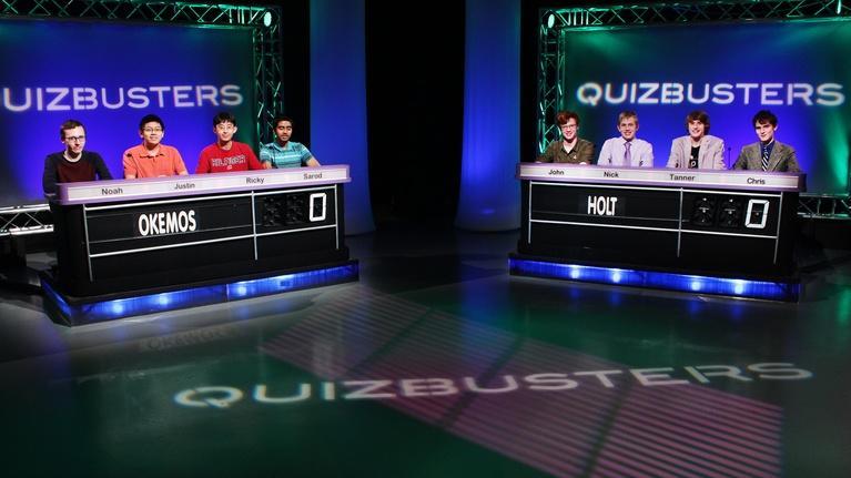 QuizBusters: Okemos vs. Holt | #2861