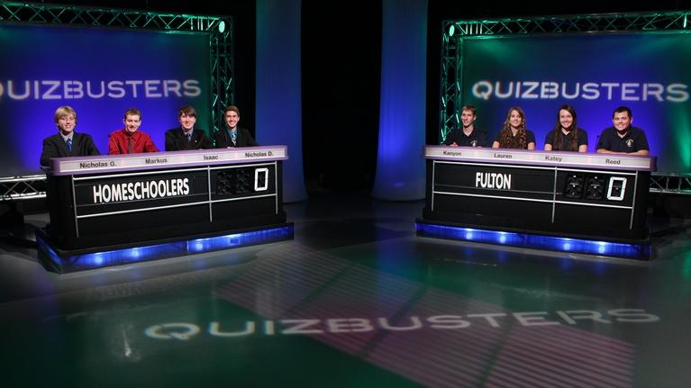 QuizBusters: Lansing Homeschoolers vs. Fulton | #2862