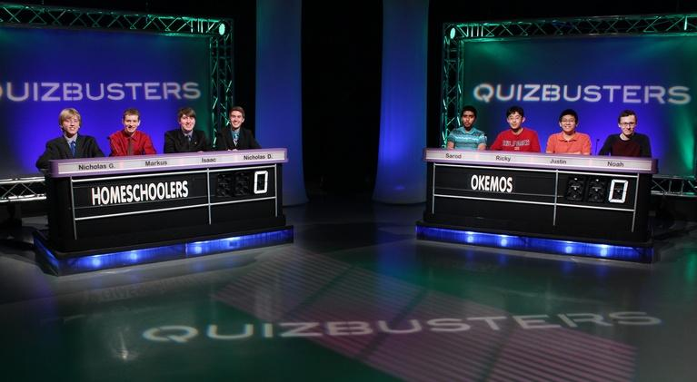QuizBusters: Lansing Homeschoolers vs. Okemos | #2863