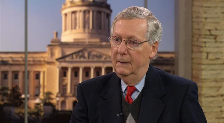 One to One: Mitch McConnell on Politics