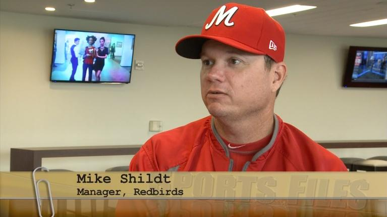 Sports Files: Redbirds Manager Mike Shildt
