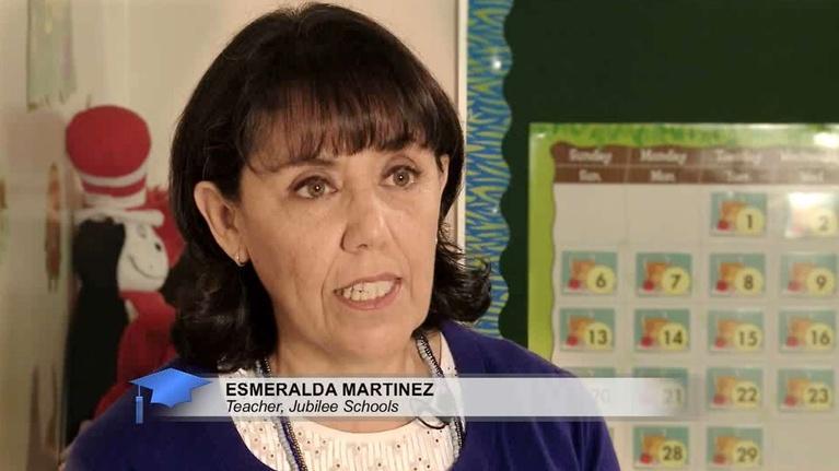 WKNO: Esmeralda Martinez Mexican-Born Kindergarten Teacher