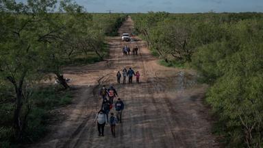 Why the Border Patrol is leaving migrants in rural areas