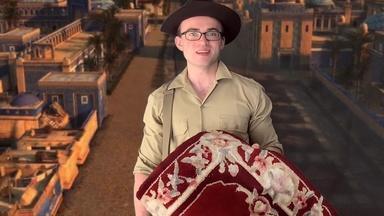 Journey on the Silk Road - Johnathan Maxson - Sixth Grade