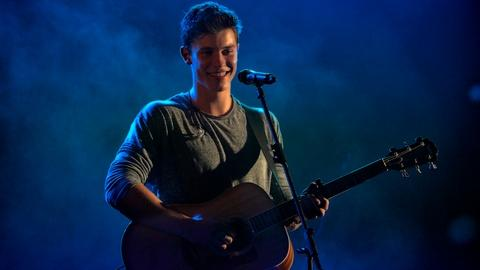 Front and Center -- Shawn Mendes in Concert