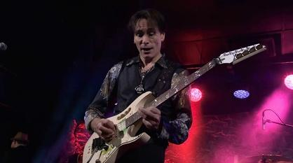 Front and Center -- Steve Vai in Concert