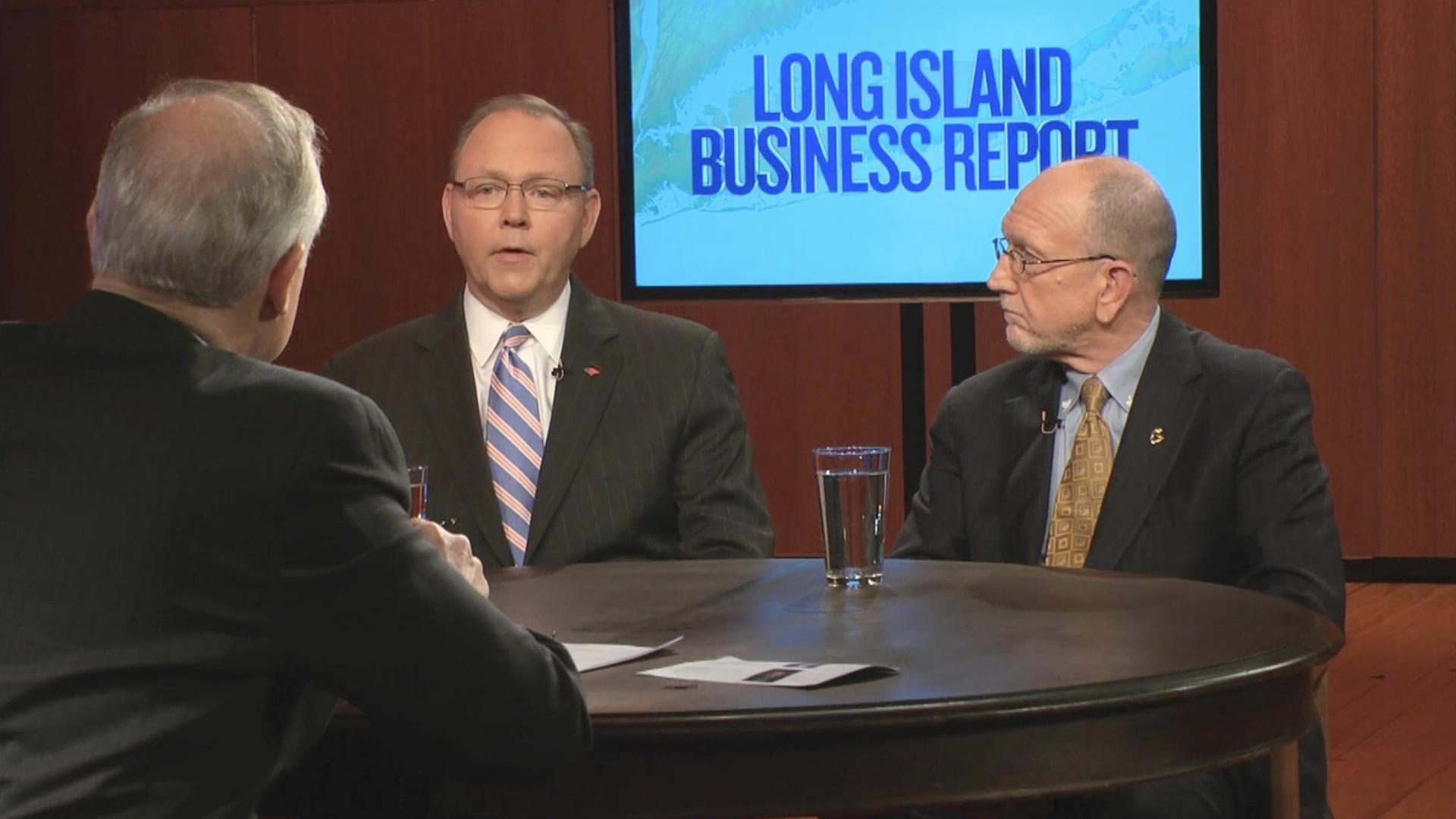 Long Island Business Report