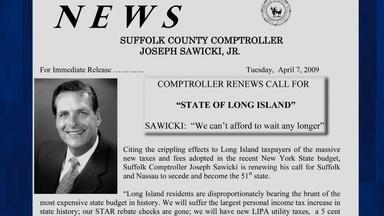 Long Island County Finances: Suffolk County