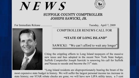 Long Island County Finances: Suffolk County