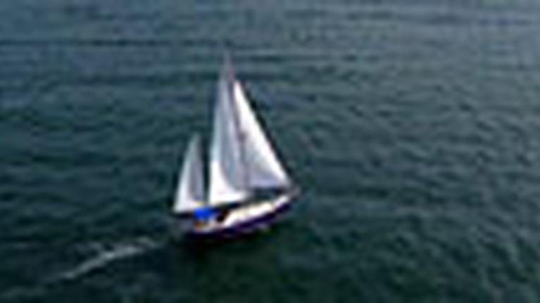 Sailing Channel Theater: Ed Verner's 'Dancing With the Wind'