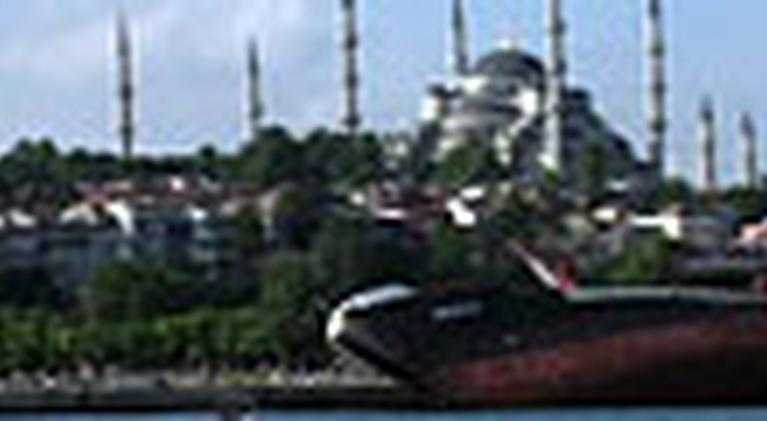Sailing Channel Theater: Distant Shores: Istanbul