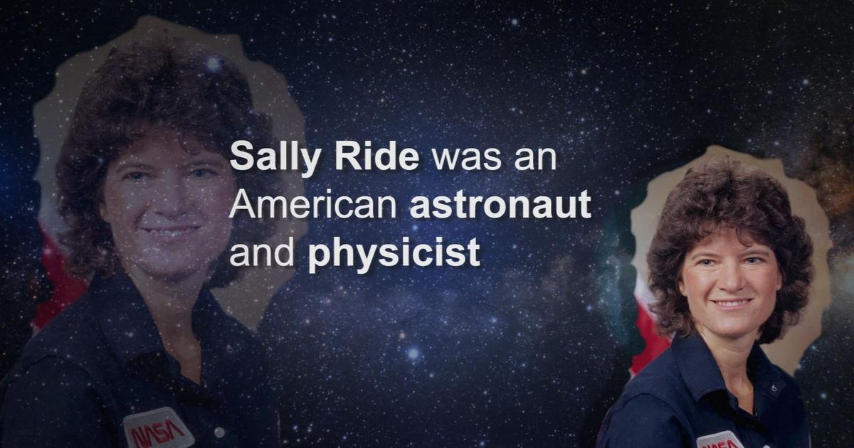 sally ride facts - 1200×630