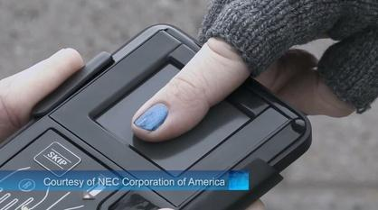 SciTech Now -- The future of fingerprinting technology