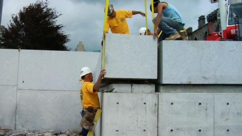 Four Freedoms Park Preview