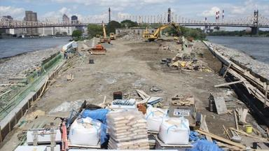 Four Freedoms Park Time Lapse: Summer 2011