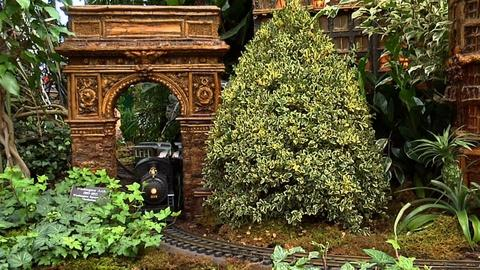 Holiday Train Show Preview