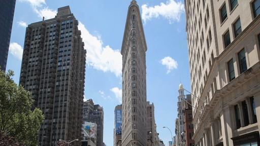 Treasures of New York: The Flatiron Building
